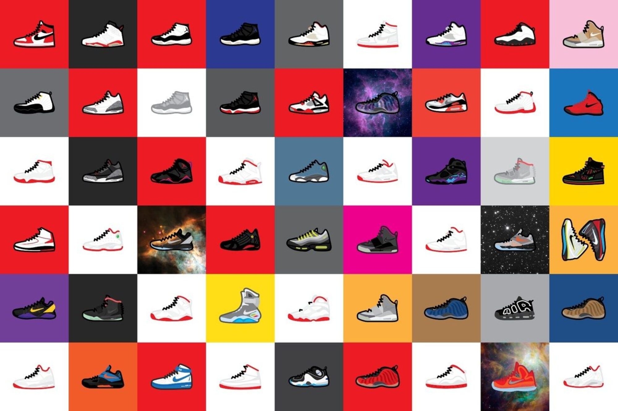 DCN SNEAKERS